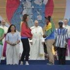 Papa Francesco ai giovani della GMG: portate la gioia di Gesù
