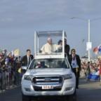 GMG il Papa da appuntamento ai giovani a Lisbona