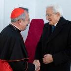 Il presidente Mattarella ha inaugurato il Centro Matteo Ricci