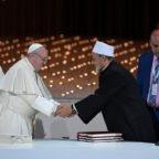 Papa Francesco ad Abu Dhabi nel ricordo di san Francesco