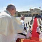 Il papa: il documento sulla fratellanza in linea con il Concilio Vaticano II