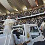 Abu Dhabi: papa Francesco ha ringraziato i cristiani per la loro gioia in Cristo