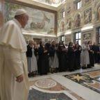 Il papa ai camilliani indica la strada della misericordia