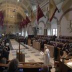 Papa Francesco invita i romani a costruire ponti