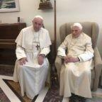 Benedetto XVI e Francesco alla luce del 'pregiudizio' teologico