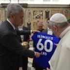Papa Francesco agli sportivi: avere una mentalità solidale