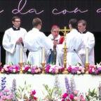 Il card. Becciu ha ricordato la santità laica di Maria Guadalupe