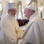 La prima giornata di Papa Francesco in Romania