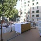 Papa Francesco: l'Eucarestia è una benedizione