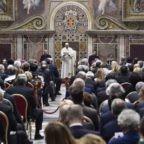 Papa Francesco alla Fondazione 'Centesimus Annus': una nuova prospettiva per il creato