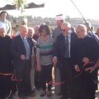 In Libano inaugurato il giardino dei giusti