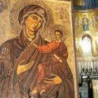 Mons. Pennisi narra lo splendore del duomo di Monreale