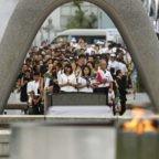 Il Giappone ha ricordato le bombe atomiche