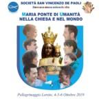 Vincenziani da tutta Italia in pellegrinaggio a Loreto, sulle orme di Ozanam