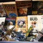 La 'mostra allegra' di Bud Spencer a Napoli