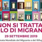 Mons. Perego: il papa invita a pensare ai migranti come sant'Agostino