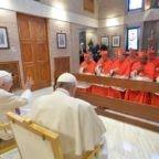 Papa Francesco invita i neo cardinali ad avere la compassione di Dio
