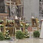 Il papa ha aperto il mese missionario