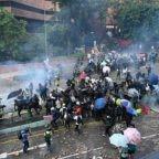 Ad Hong Kong i giovani per le libertà