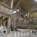 Papa Francesco ai romani: raccontare la bellezza del Vangelo