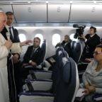 Papa Francesco: dal Giappone all'America Latina un pensiero per la pace