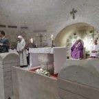 Papa Francesco: cristiani portatori di speranza