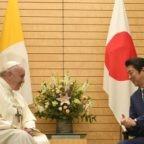 Papa alle autorità giapponesi: proteggete la vita