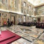 Papa Francesco chiede ai seminaristi vicinanza e sinodalità