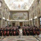 Papa Francesco: la santità è la Parola di Dio nella storia