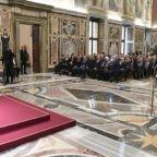 Papa Francesco: il diritto 'a morire' non ha basi giuridiche