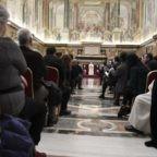Papa Francesco alla Sacra Rota: il matrimonio non si improvvisa