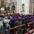 Papa Francesco alla comunità congolese: l'Avvento è invito ad essere vigilanti