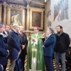 Evento culturale e donativo di materiale sanitario e generi di prima necessità nella Città di Siena