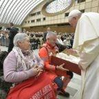 Papa Francesco denuncia la persecuzione contro i cristiani