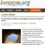 """""""La Mente-Informa"""". Una nuova rubrica e una nuova firma per Korazym.org"""