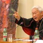 """Il Cardinale Joseph Zen ha scritto ai cardinali: """"In Cina si uccide la Chiesa"""". La pubblicazione su Stilum Curiae e Infovaticana"""