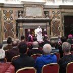 Papa Francesco ai pescatori: non perdete la religiosità popolare