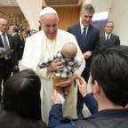 Papa Francesco: le Beatitudini carta d'identità per il cristiano