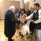 Consegna di donativo per migliorare le condizioni di vita della piccola Azzurra Incrocci a Livorno