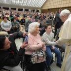 Papa Francesco: il perdono rende liberi