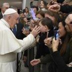 Papa Francesco: il mite è discepolo di Cristo