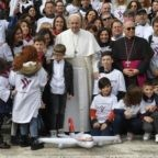 Papa Francesco: la Quaresima conduce alla Vita