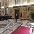 Saluto di Papa Francesco ai Cavalieri di Colombo
