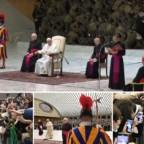 L'appello di Papa Francesco per la Siria e la Cina