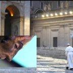 Statio Orbis. Momento straordinario di preghiera in tempo di pandemia con il Papa in Piazza San Pietro