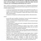 Adottate alcune misure volte ad evitare la diffusione del Sars-CoV-2 alla Santa Sede e in Vaticano