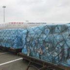 Sars-CoV-2: a Fiumicino aereo con aiuti da Croce Rossa Cinese