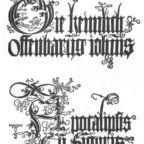 La simbologia dei Quattro Cavalieri dell'Apocalisse e delle Sette Coppe dell'Ira Finale di Dio