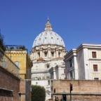 La Città del Vaticano come un porto di mare #ilviruseugualepertutti #ilvirusnonperdona #soloinsiemecelofaremo