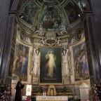 Domenica della Divina Misericordia. Papa Francesco presiede la Santa Messa e guida il Regina Coeli a Santo Spirito in Sassia